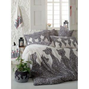 Комплект постельного белья Hobby Home Jazz поплин Евро