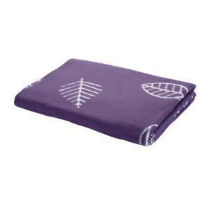 Одеяло байковое Премиум ЕР   Листья черничные 150х212