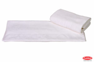 Махровое полотенце 100x150 BERIL белый 100% Хлопок
