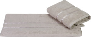 Махровое полотенце 100x150 DOLCE коричневый 100% Хлопок