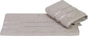Махровое полотенце 70x140 DOLCE коричневый 100% Хлопок