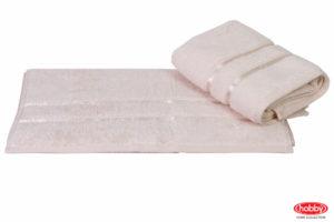 Махровое полотенце 100x150 DOLCE св.жёлтый 100% Хлопок