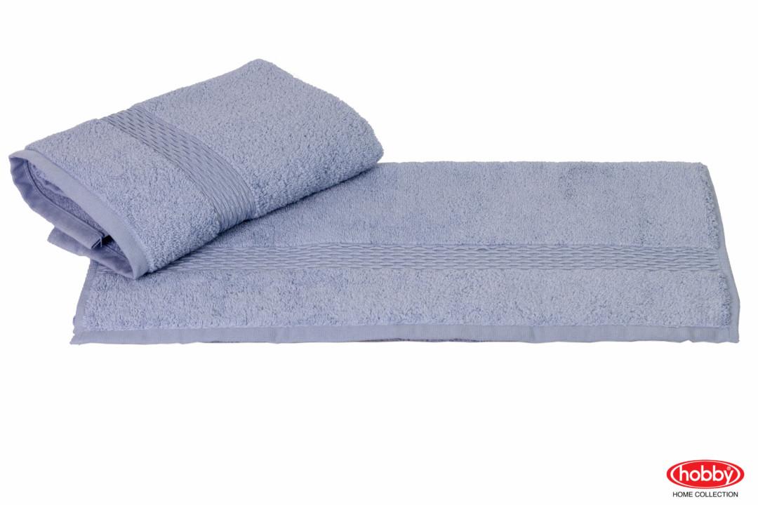 Махровое полотенце 50x90 FIRUZE серый 100% Хлопок