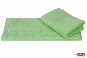Махровое полотенце 70x140 RAINBOW минт 100% Хлопок