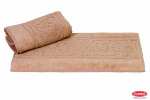 Махровое полотенце 70x140 SULTAN бежевый 100% Хлопок