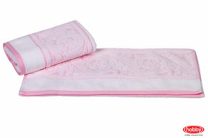 Махровое полотенце 70x140 SULTAN белый 100% Хлопок