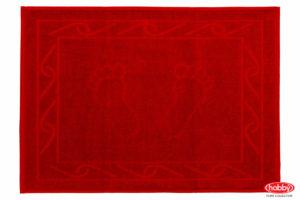 Махровое полотенце для ног 50x70 HAYAL медный 100% Хлопок