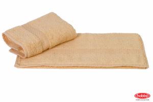 Махровое полотенце 70x140 FIRUZE жёлтый 100% Хлопок