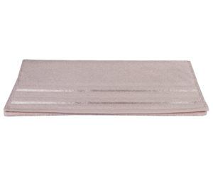 Махровое полотенце 70x140 NISA пудра 100% Хлопок