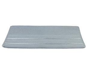 Махровое полотенце 70x140 NISA голубой 100% Хлопок