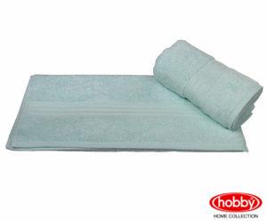 Махровое полотенце 70x140 RAINBOW бирюзовый 100% Хлопок