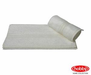 Махровое полотенце 70x140 LAVINYA кремовый 60% Бамбук 40% Хлопок