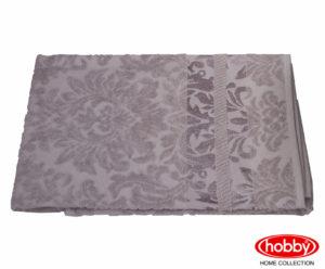 Махровое полотенце 70x140 VERSAL визон100% хлопок