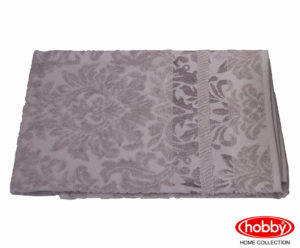 Махровое полотенце 50x90 VERSAL визон 100% Хлопок