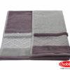 Махровое полотенце 70x140 NAZENDE св.бордовый 100% Хлопок