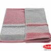 Махровое полотенце 70x140 NAZENDE розовый 100% Хлопок