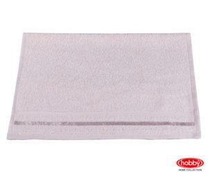 Махровое полотенце 30X50 NISA пудра 100% Хлопок