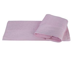 Махровое полотенце 50x90 ALICE розовый 100% Хлопок