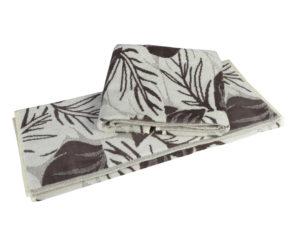 Махровое полотенце 70x140 AUTUMN визон 100% Хлопок