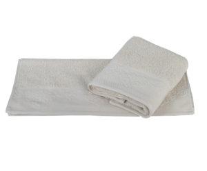 Махровое полотенце 100х150 ALICE бежевый 100% Хлопок