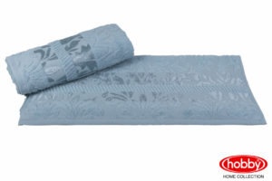 Махровое полотенце 70x140 VERSAL зелёный 100% Хлопок