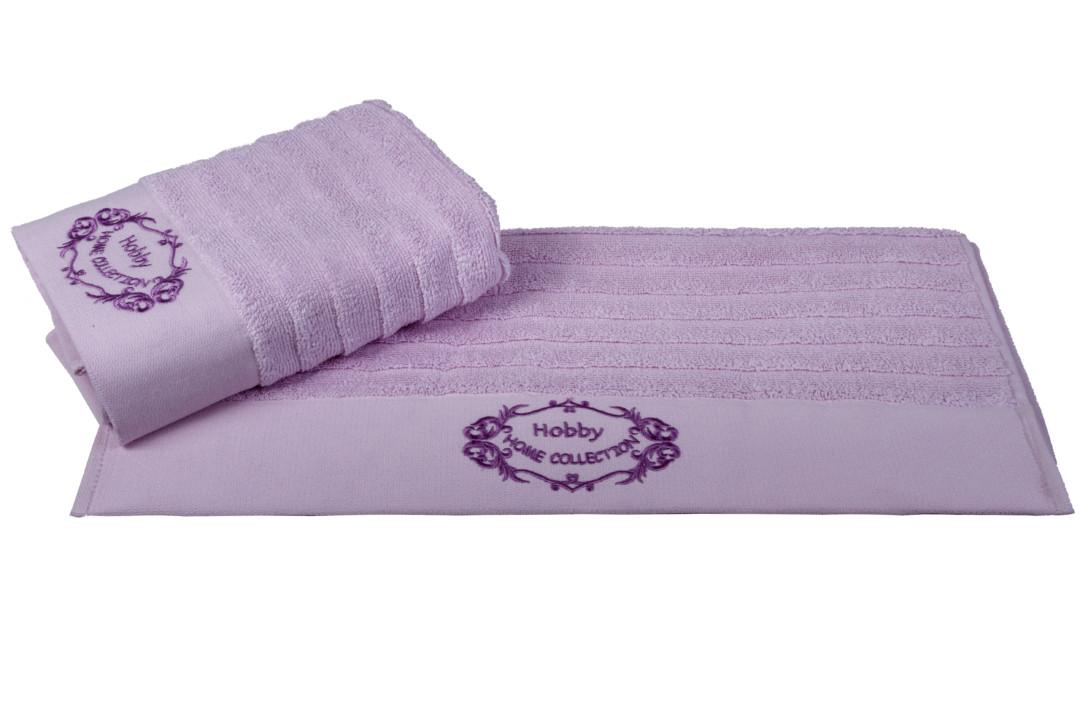 Махровое полотенце 50x90 ZAFIRA розовый 100% Хлопок