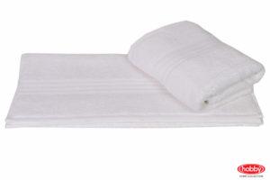 Махровое полотенце 70x140 RAINBOW белый 100% Хлопок