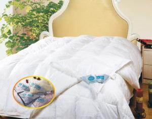 Одеяло Le Vele Зима-Лето двойное 195*215 см