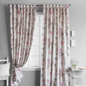 Комплект штор                   Марго Розовый                  2х150х255
