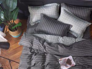 КПБ Cleo сатин набивной Satin lux дуэт 41/375-SL