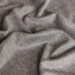 Декоративная ткань  Конни  310 см Темно серый
