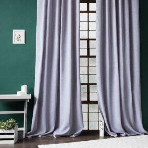 Комплект штор  Фиджи  2х140х270 см Фиолетовый