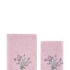 Комплект махровых полотенец VIOLIN Кремовый