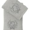 Комплект махровых полотенец DAVIS Бежевый