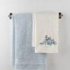 Комплект махровых полотенец ELVIN Пудра