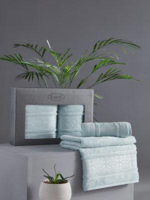 Комплект полотенец бамбук ARMOND Ментол