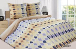 Комплект постельного белья поплин Болеро