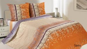 Комплект постельного белья поплин Танго