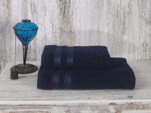 Полотенце махровое KARNA PETEK 50x100 см Синий