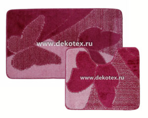 Комплект ковриков Banyolin Classic Color Диз. 46 55*90/55*45