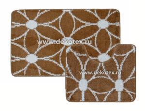 Комплект ковриков Banyolin Classic Color Диз. 51 55*90/55*45