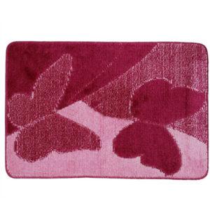 Коврик Banyolin Classic Color Диз. 46 розовый 55*90   55*90