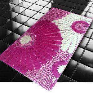Коврик Banyolin Classic Color Цветы розовые 55*90