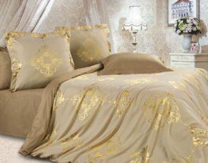 Комплект постельного белья сатин-жакккард Богема