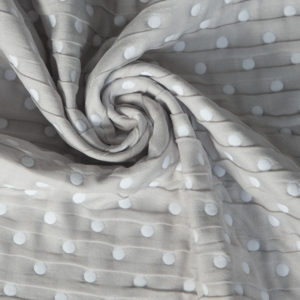 Покрывальная ткань Поинт 285 см Серый