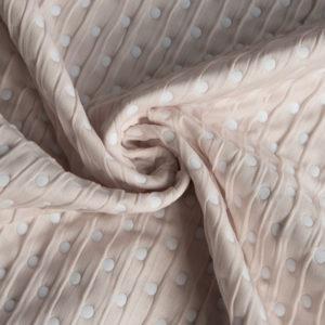 Покрывальная ткань Поинт 285 см Розовый
