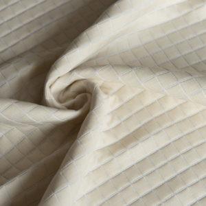 Покрывальная ткань Кьюб 285 см Бежевый