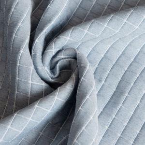 Покрывальная ткань Кьюб 285 см Синий