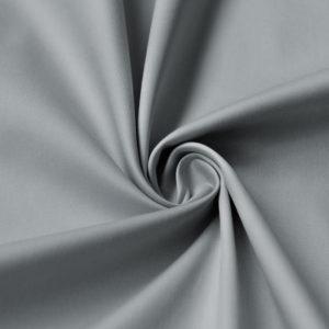Сатин Ферги 245 см Светло-серый