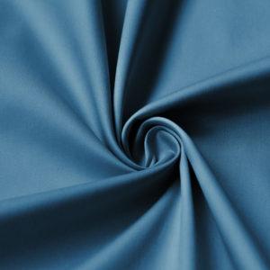 Сатин Ферги 245 см Синий
